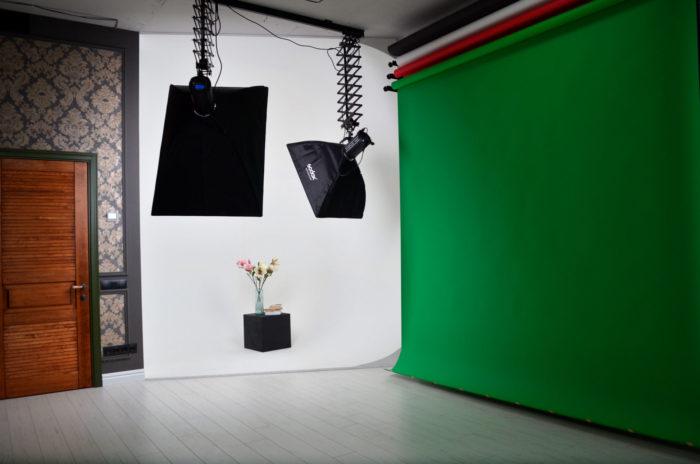 Циклорама в Фотостудія EMOTSII (Емоції) м. Київ для fashion зйомок
