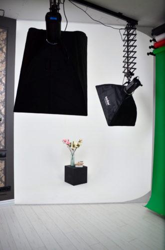 Циклорама в Фотостудія EMOTSII (Емоції) м. Київ для предметної зйомки - 2