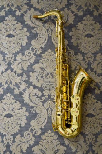 Аренда зала для фото с саксофоном. Фотостудия EMOTSII (Эмоции) г. Киев