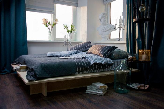Фотостудія EMOTSII (Емоції): Локація Доросла Спальня - 4